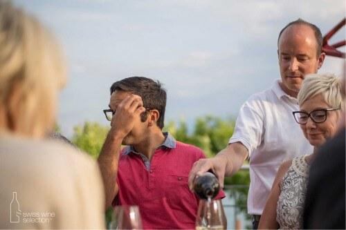 Vivre un instant unique à travers les vins suisses