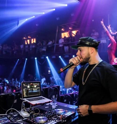 DJ Juan Cuba pour vos soirées et fêtes en suisse